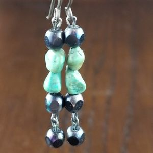 Turquoise Earrings... 4 Styles to Choose From!